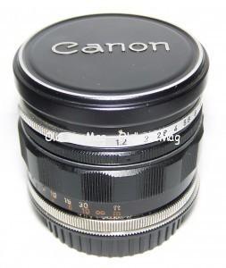 Canon FL 58/1.2 (под EOS с бесконечностью) сверхсветосильный