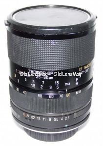 Tamron SP 35-80/2.8-3.8 MC CF Macro BBAR (М42 и под любую систему)