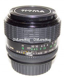 Sigma Zoom 28-50/2.8-3.5 MC, под Nikon или другую систему с беск.