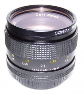 Zeiss Planar T 50/1.4 с беск Nikon, Sony + бленда и фильтр