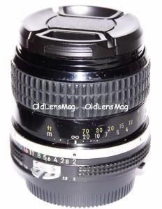Nikon Nikkor 85/2 мдф 68см под цифрозеркалки Nikon