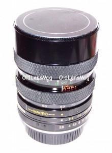 Soligor MC 35-70/2.5-3.5 Macro 1:2.7 (на Nikon и любую систему)