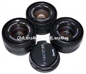 MC Prakticar 50/1.8 Macro под Nikon и М42