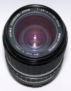 Sigma Snandart-Zoom 35-70/2.8-4.0 MC Macro, М42